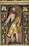 Bottega di Lenner S. secondo quarto sec. XVII, S. Giovanni Battista