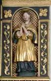 Bottega di Lenner S. secondo quarto sec. XVII, Santo