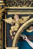 Bottega di Lenner S. secondo quarto sec. XVII, Angelo 1/2