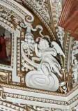 Bott. di Orsolini de Passerini D. (1626-1629), Angelo seduto 3/4