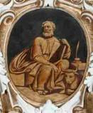 Mascagni D. (1626-1629), S. Luca Evangelista
