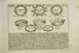 Lauro G. (1612), Corone militari romane