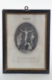 Agricola L. sec. XVIII, Gesù muore in Croce