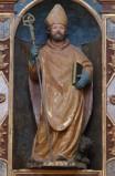 Agostini G.A. fine sec. XVI, S. Ulderico vescovo