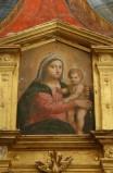 Agostini G.A. fine sec. XVI, Madonna con Gesù Bambino
