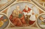 Urbanis G. (1588), Santi Giovanni evangelista e Girolamo