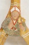 Petrich M. (1548), Chiave di voltaSanto vescovo