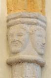 Petrich M. (1493), Capitello antropomorfo 3/6