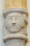 Petrich M. (1493), Capitello antropomorfo 5/6