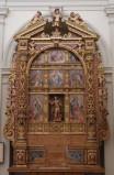Bott. friulana sec. XVII, Alzata di altare