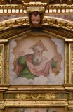 Agostini G.A. secc. XVI-XVII, Dio Padre benedicente