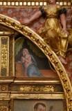 Ambito friulano sec. XVII, Maria Vergine annunciata