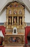 Agostini G.A. (1603), Altare maggiore