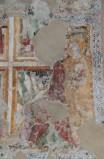 Ambito veneto metà sec. XV, Crocifissione di Gesù Cristo