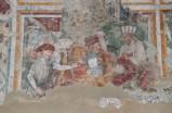 Ambito carinziano metà sec. XV, Gesù Cristo davanti a Pilato