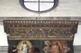 Bottega veneta sec. XVI, Cornice superiore della mostra d'organo