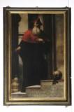 Triva A. (1651-1665), Ritratto del cardinale Gregorio Petrochino