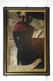 Triva A. (1651-1665), Ritratto del cardinale agostiniano Anchero Tarcento