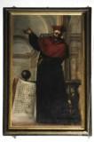 Triva A. (1651-1665), Ritratto del cardinale agostiniano Egidio Antonini