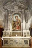 Bottega veneziana sec. XVII, Altare di San Foca