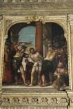 Ambito veneto seconda metà sec. XVI, Flagellazione di Gesù Cristo