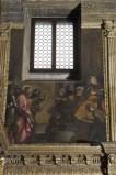 Ambito veneto seconda metà sec. XVI, Gesù davanti a Erode