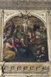 Ambito veneto seconda metà sec. XVI, Crocifissione di Gesù Cristo