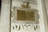 Maestranze veneziane (1547), Lapide dedicatoria di Melio da Cortona 1/2