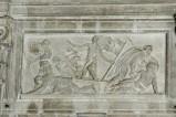 Tatti J. detto Sansovino (1557-1559), Rilievo con Resurrezione di Cristo