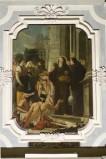 Bordese M. (1748), San Francesco di Paola nutre i poveri