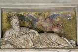 Bottega veneta inizio sec. XVII, Angioletto portapalma