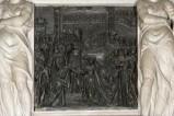 Campagna G. inizio sec. XVII, La Dogaressa riceve la rosa d'oro da Clemente VIII