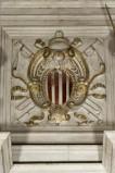 Bottega veneta inizio sec. XVII, Stemma della famiglia Grimani