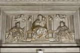 Smeraldi F. sec. XVII, Madonna in trono con Bambino tra il doge e la dogaressa