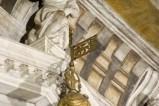 Bottega veneta inizio sec. XVII, Insegna con leone di San Marco