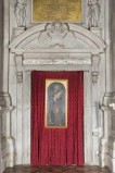 Bottega veneta inizio sec. XVII, Mostra di porta