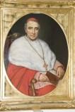 Ambito veneto sec. XIX, Ritratto patriarca Domenico cardinal Agostini