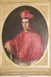 Ambito veneto sec. XIX, Ritratto patriarca Angelo Ramazzotti Servo di Dio