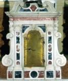 Bott. veneta prima metà sec. XVII, Tabernacolo altare di San Carlo Borromeo