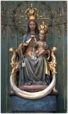 Demez V. sec. XX, Statua della Madonna del Carmine