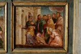 Ambito veneto sec. XVI, Gesù guarisce l'emorroissa
