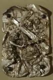 Agnini L. (1980), Gesù Cristo aiutato dal cireneo a portare la croce
