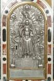 Bottega padovana (1951), Sportello di tabernacolo con Madonna e Gesù Bambino