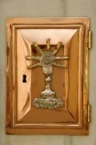 Bottega veneta sec. XIX, Sportello di tabernacolo