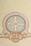 Ambito veneto (1947), Croce con iscrizione Lux