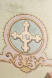 Ambito veneto (1947), Croce con iscrizione Pas