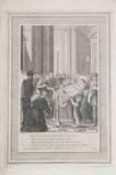 Alessandri I. (1793), Esequie di San Filippo Neri