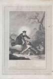 Alessandri I. (1793), San Filippo salva un cavaliere caduto da cavallo