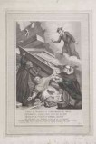 Alessandri I. (1793), San Filippo salva il cardinale Orsini