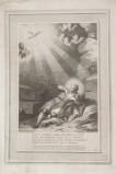Alessandri I. (1787), San Filippo Neri riceve lo Spirito Santo